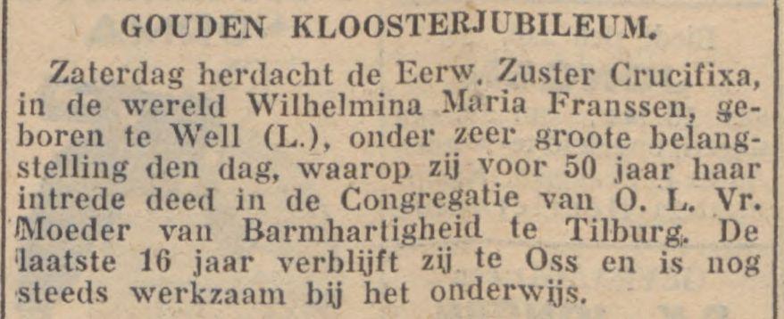 Willem Franssen Drika Rutter Mensen Archief Well Limburg
